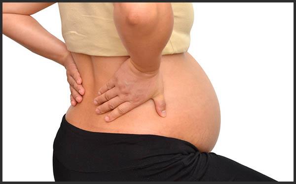 L'ostéopathie pendant la maternité